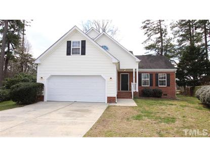 3004 Emcutta Court  Raleigh, NC MLS# 2242952