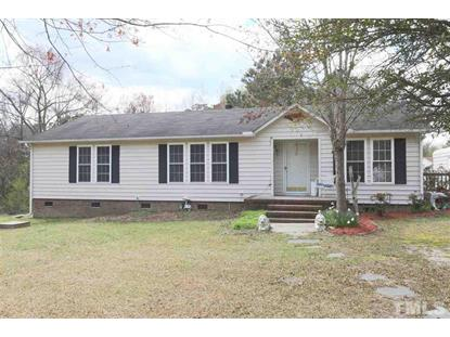 124 Pleasant Court  Angier, NC MLS# 2243399