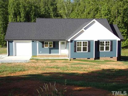 5009 W Pool Road  Rougemont, NC MLS# 2243621