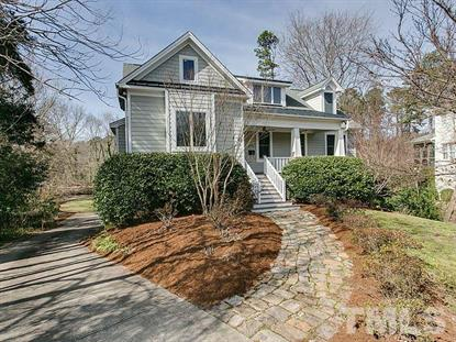 2929 Claremont Road  Raleigh, NC MLS# 2243803