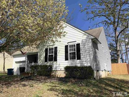 223 Ruby Ridge Road  Durham, NC MLS# 2244044