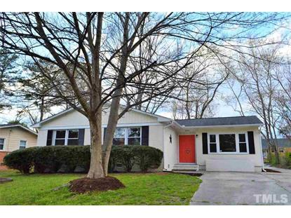 2925 Gladstone Drive  Raleigh, NC MLS# 2244183