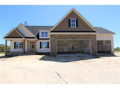 158 JACQUELINE Drive  Willow Spring, NC MLS# 2244341