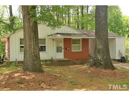 2119 Bellaire Avenue  Raleigh, NC MLS# 2244450