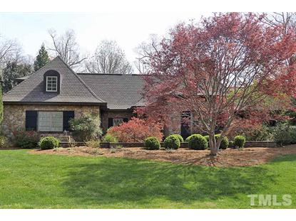 105 Botanical Way  Chapel Hill, NC MLS# 2244916
