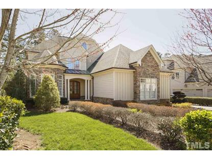 2605 Shadow Hills Court  Raleigh, NC MLS# 2245298