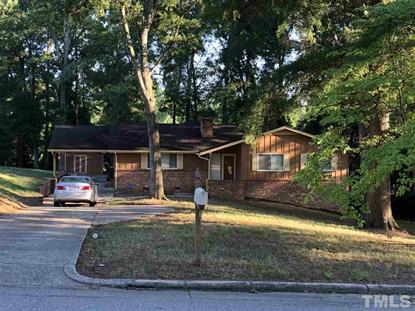 2504 Albemarle Avenue  Raleigh, NC MLS# 2245463