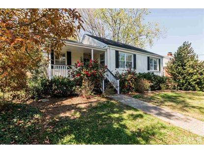 1201 Mitchell Street  Raleigh, NC MLS# 2246858