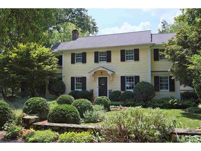 720 Gimghoul Road  Chapel Hill, NC MLS# 2247682