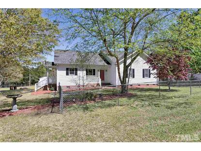 3770 County Line Road  Angier, NC MLS# 2248513