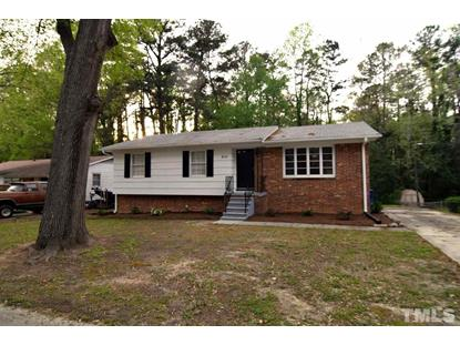 812 Cooper Road  Raleigh, NC MLS# 2248585