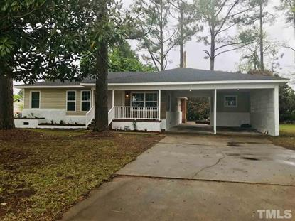 1103 Harris Street  Goldsboro, NC MLS# 2248603