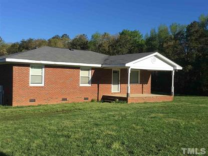 393 E Alston Road , Pittsboro, NC