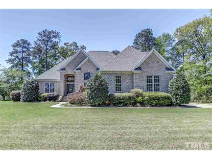 109 Adler Lane  Goldsboro, NC MLS# 2249161