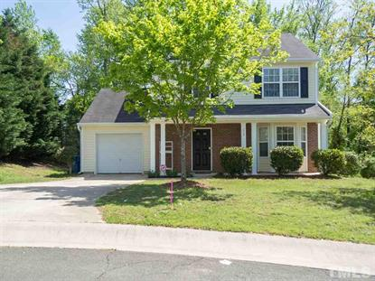 218 Morning View Court  Durham, NC MLS# 2249866