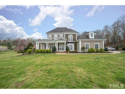 919 Walnut Hill Drive  Hillsborough, NC MLS# 2250271