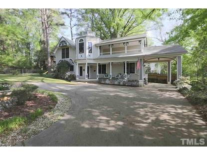 2929 OBerry Street  Raleigh, NC MLS# 2250576