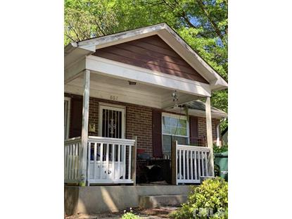 807 Price Avenue  Durham, NC MLS# 2251237