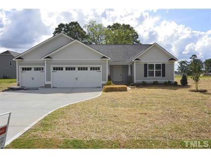 160 Princess Drive  Goldsboro, NC MLS# 2251450
