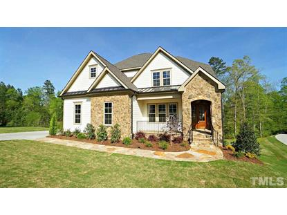 5004 Fanyon Way  Raleigh, NC MLS# 2252106