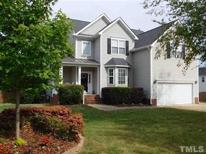 2640 Bloomsberry Ridge Drive  Fuquay Varina, NC MLS# 2252879