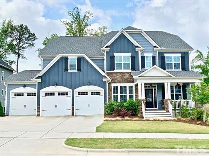 316 QUAKER MEADOWS Court  Holly Springs, NC MLS# 2252966