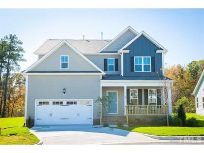 44 Dover Ridge Court  Chapel Hill, NC MLS# 2253009