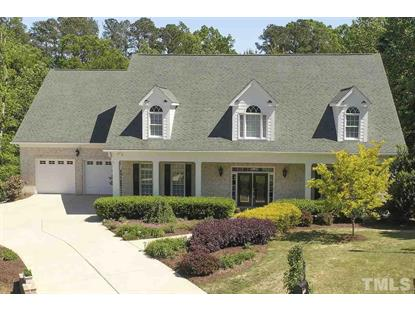 2805 Green Bark Court  Fuquay Varina, NC MLS# 2253802