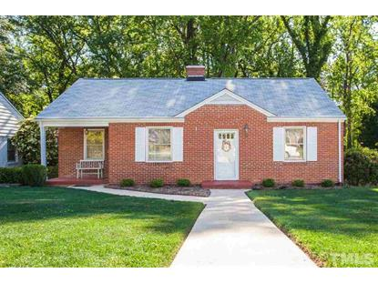 1208 Mitchell Street  Raleigh, NC MLS# 2254273