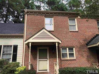123 Danforth Drive  Cary, NC MLS# 2254666