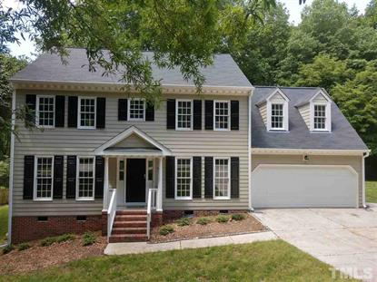 415 King George Loop  Cary, NC MLS# 2254737