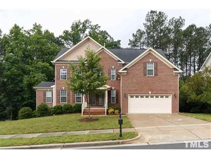 508 Crooked Pine Drive  Cary, NC MLS# 2255076