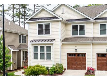 431 Lena Circle  Chapel Hill, NC MLS# 2255084