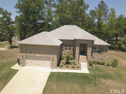 190 Deep Clay Circle  Angier, NC MLS# 2255309