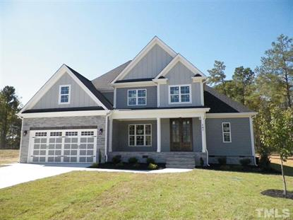 107 Reese Drive  Willow Spring, NC MLS# 2255410