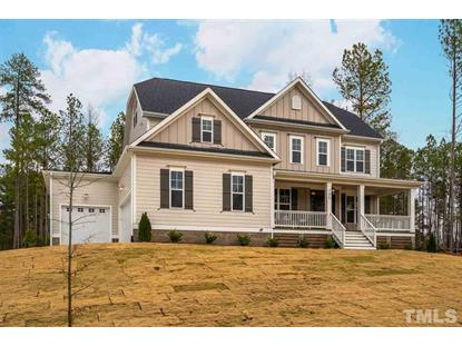 205 Holbrook Hill Lane  Holly Springs, NC MLS# 2255843