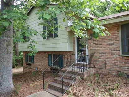 3232 Huntleigh Drive  Raleigh, NC MLS# 2255923