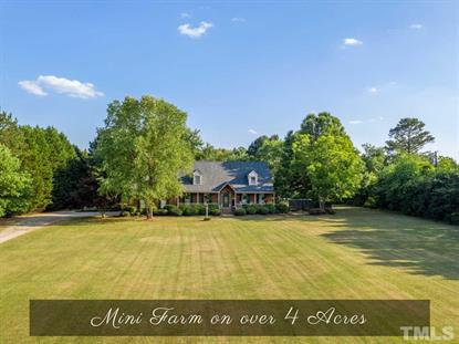 1446 Frazier Road  Spring Hope, NC MLS# 2256207