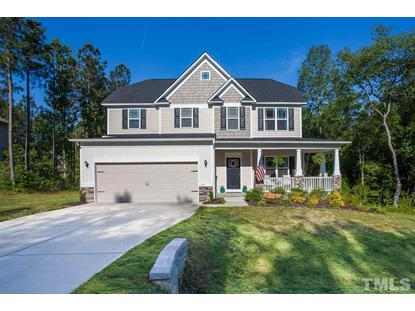 53 Landlocked Circle  Angier, NC MLS# 2256287
