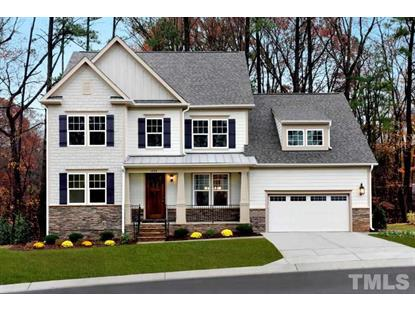 3406 Cedarbird Way  Durham, NC MLS# 2256324