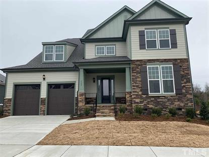 3502 Cedarbird Way  Durham, NC MLS# 2256328