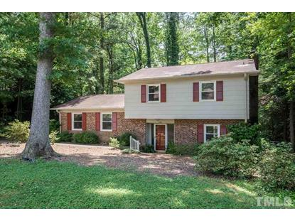 5320 Collingswood Drive  Raleigh, NC MLS# 2256523