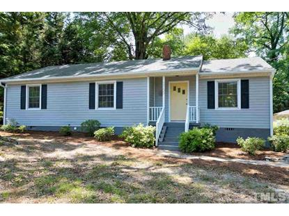 3700 Lee Road  Raleigh, NC MLS# 2256570