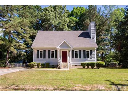 1006 Chalk Level Road  Durham, NC MLS# 2256654