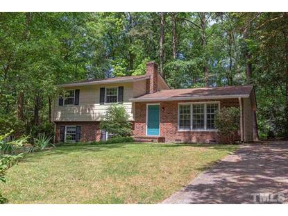 502 Landerwood Lane  Chapel Hill, NC MLS# 2256979