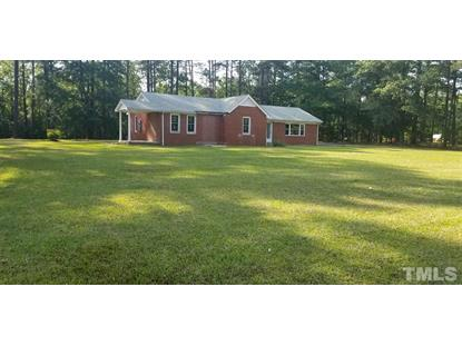 4447 Old US 1 Highway  New Hill, NC MLS# 2257140