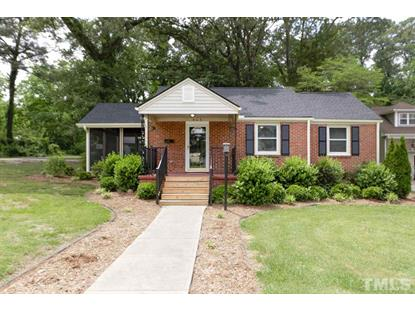 403 N King Charles Road  Raleigh, NC MLS# 2257186