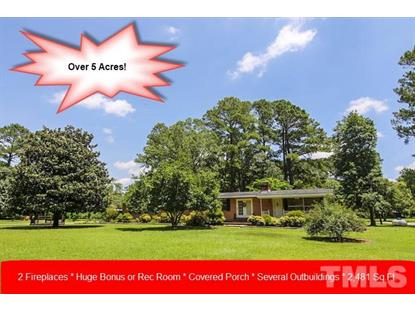 1283 Firetower Road  Selma, NC MLS# 2257941