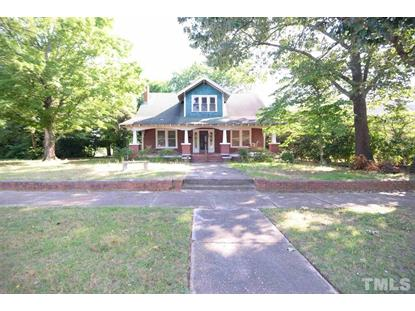 208 W Church Street  Benson, NC MLS# 2258434