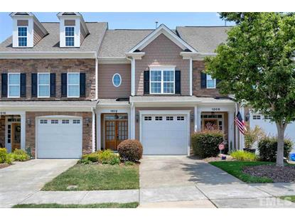 1012 Checkerberry Drive  Morrisville, NC MLS# 2258669